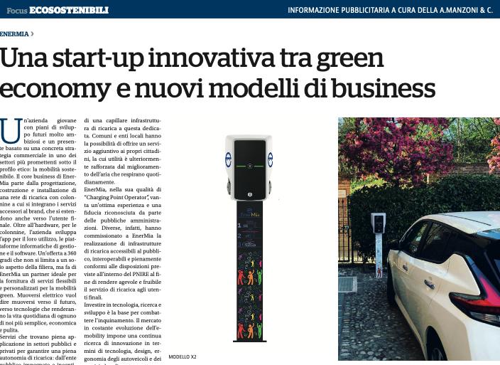 EnerMia su La Repubblica
